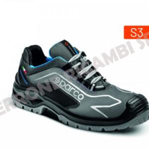 Scarpe antinfortunistiche alte Sparco Endurance S3 SRC