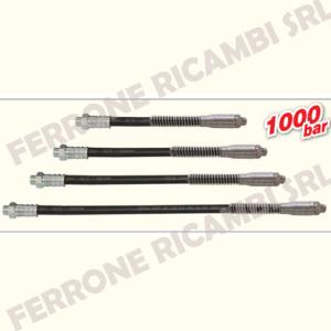 Tubetto Flessibile con Molla per Siringhe 105-110-111/BR